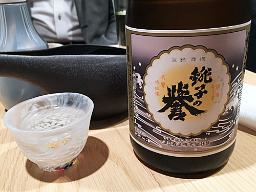 千葉県銚子市 石上酒造