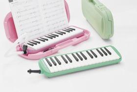 一般向けの鍵盤ハーモニカ(鈴木楽器製作所提供)
