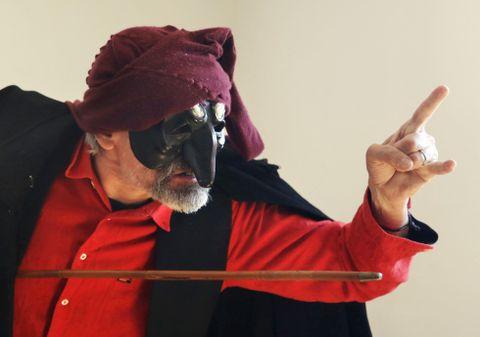 【第26回 イタリア】仮面が自分を解き放つ 「愛」の喜劇に魅入られて