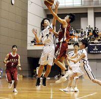 徳島県高校総体 3競技で熱戦展開