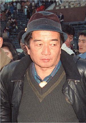 日大の黄金時代を築いた篠竹幹夫監督=1990年