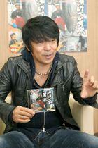 「今までやっていない演歌が入り、違う一面も出せた」と語るYAMATOさん=新潟市中央区
