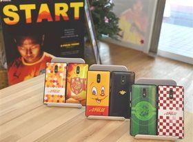 販売予約が始まる清水エスパルス公式スマートフォン「S―PULSE Phone」
