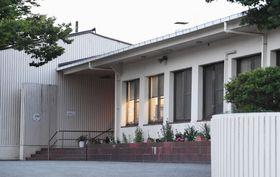 波田野愛子被告が勤務していた千葉県印西市の老人ホーム=2017年
