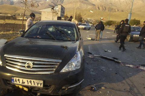 イラン核科学者暗殺
