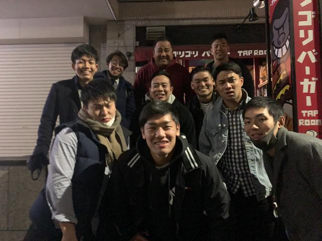 座談会に集まった「タモン式」の教え子たち