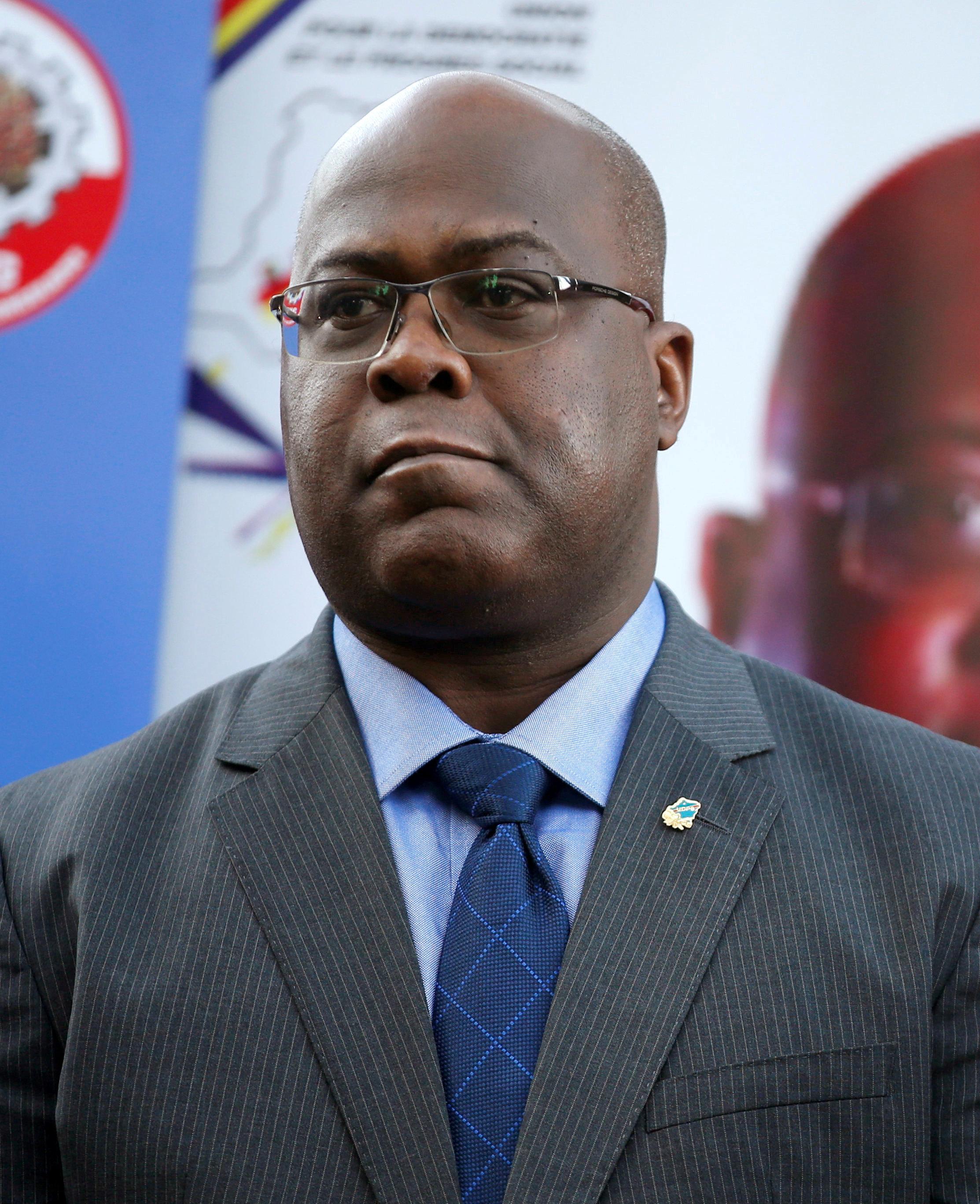 コンゴ大統領選、野党党首が勝利...