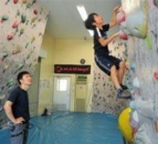 「スポーツクライミング」競技熱上昇 静岡県内の小中学年代