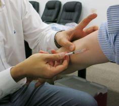 風疹のワクチン接種