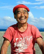 「大したことは何もやっていない」と笑顔で語る尾畠さん