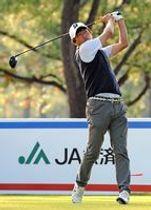 年の全国都道府県対抗アマチュアゴルフ選手権大会に出場し、県チーム11位に貢献した松尾文人選手