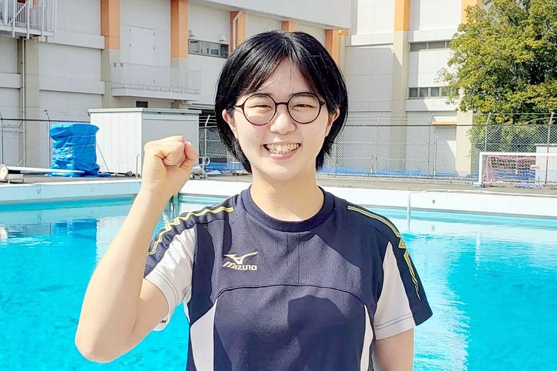 水泳の福井県記録保持者、地域元気に