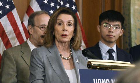 米下院で香港人権法案を来週審議