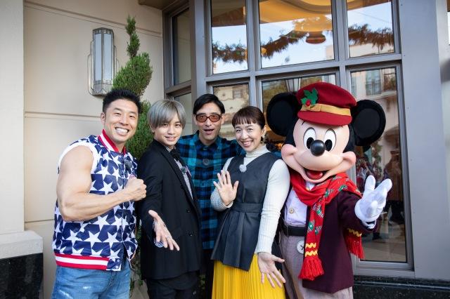 中島健人がMCを務める『Disney イッツ・ア・クイズワールド クリスマス・スペシャル』の配信が決定
