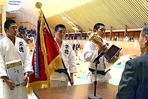 広島・崇徳が優勝、田村は3位 全国高校選抜柔道錬成三春大会