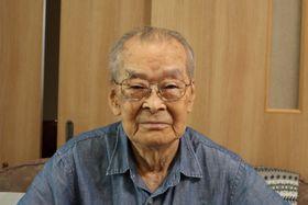 「長崎の証言の会」代表委員 内田伯さん