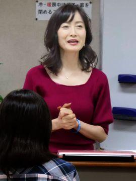 「無駄じゃない」子宮頸がん、女優松田陽子さん語る