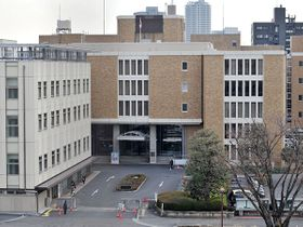さいたま地方裁判所=埼玉県さいたま市浦和区高砂