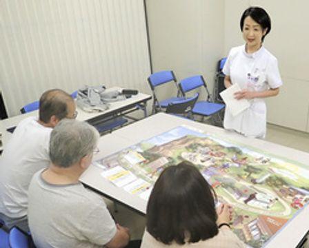 糖尿病治療は自分が主役 食事と運動、基礎を学ぶ 医師が勧める教育入院