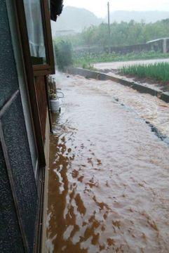 長崎に大雨特別警報、けが人も