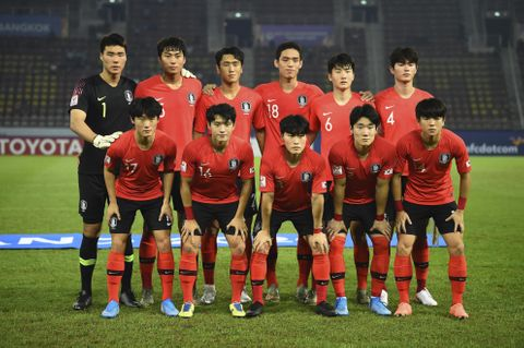 韓国とサウジアラビアが五輪へ