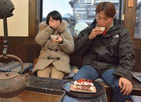横丁とうふ店(大石田)が局長賞 「千本だんご」開発、人呼ぶ観光拠点に