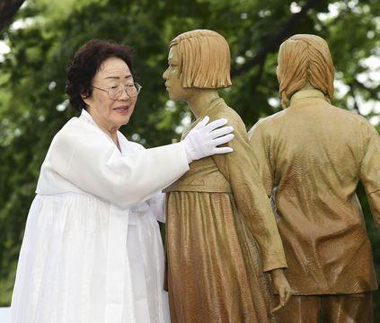韓国慰安婦訴訟13日初弁論
