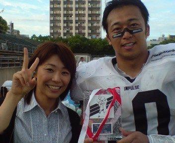 多くの選手を取材している小西さん。高校時代に出会った選手が社会人で活躍するのを見ると、母親のような心境とのこと。
