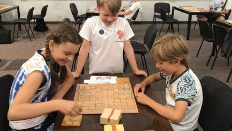 キエフのヨーロッパ将棋選手権