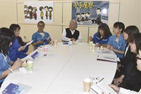 寺子屋塾では、塾長の7割を女性が務める