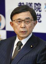 自民党の吉田博美参院幹事長