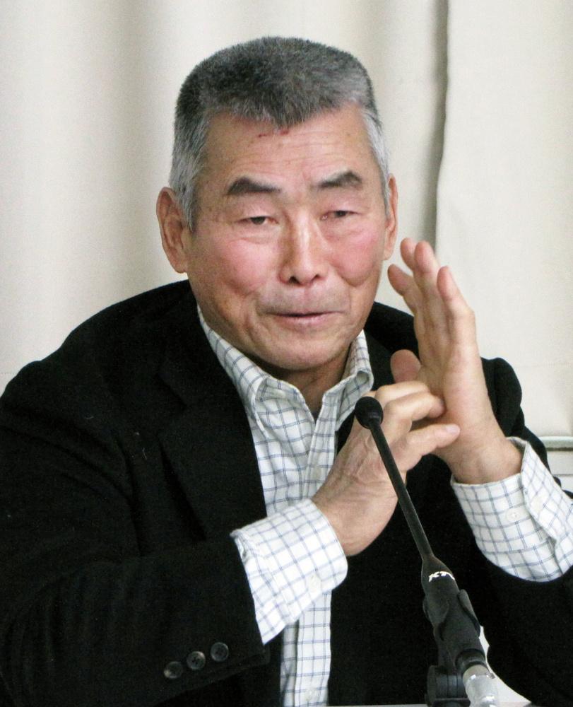 日大の新監督に「他薦」で立候補した元京大監督の水野彌一さん