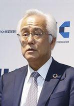産業革新投資機構の田中正明社長