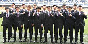 J3のAC長野に新加入した選手たち