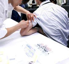 予防接種(イメージ)