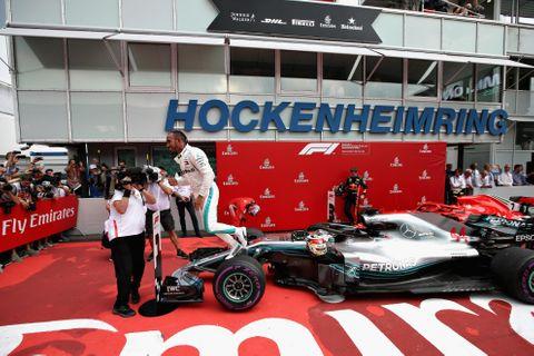 F1、ハミルトンが今季4勝目