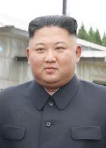 北朝鮮の金正恩朝鮮労働党委員長(聯合=共同)