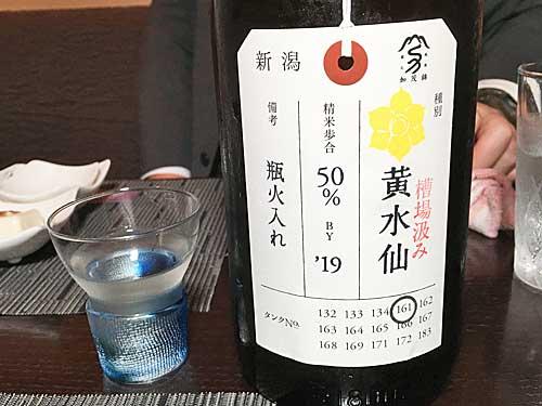 新潟県加茂市 加茂錦酒造