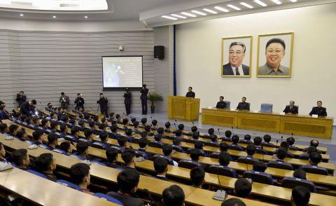 北朝鮮「宇宙強国建設」討論