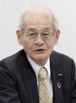 旭化成名誉フェローの吉野彰氏