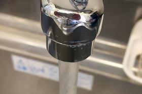 (資料写真)水道水