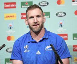ラグビー・ニュージーランド代表のリード主将