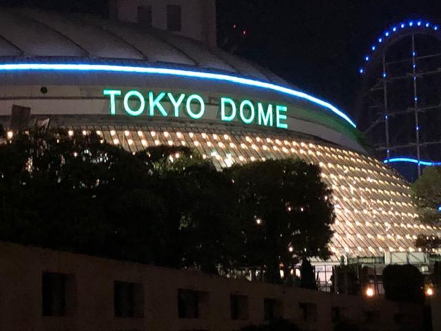 日本選手権「ライスボウル」の舞台となる東京ドーム