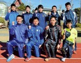 過去最高の3位以内に照準を合わせる静岡県男子代表メンバー