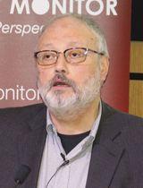 死亡したサウジアラビア人著名記者ジャマル・カショギ氏(ロイター=共同)