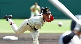 2016年夏の甲子園で優勝した作新のエースとして5日間で485球を投げた今井達也(現西武)