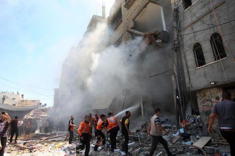 イスラエル、攻撃継続を宣言