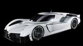 トヨタ自動車の試作車「GRスーパースポーツコンセプト」