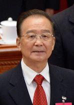 中国の温家宝前首相