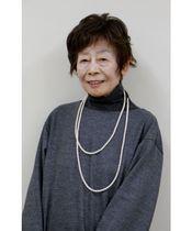 第19回短歌海流賞を受賞した香川不二子さん